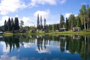 Moosehaven Resort, Hathaway Lake