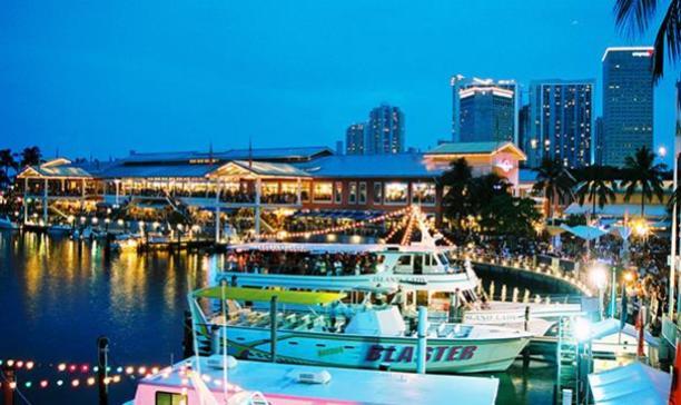 bayside marketplace - miami shopping