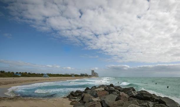 Haulover Beach Park Miami Beaches