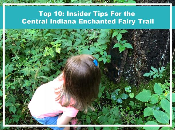 Central Indiana Enchanted Fairy Trail