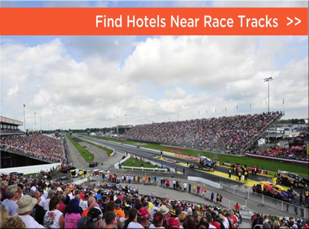 Hotels Near Race Tracks | Indianapolis