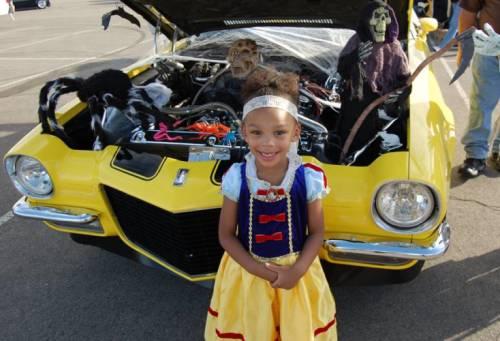 696 Custom - Trick or Treat Cruise-In Car Show - Lima, Ohio