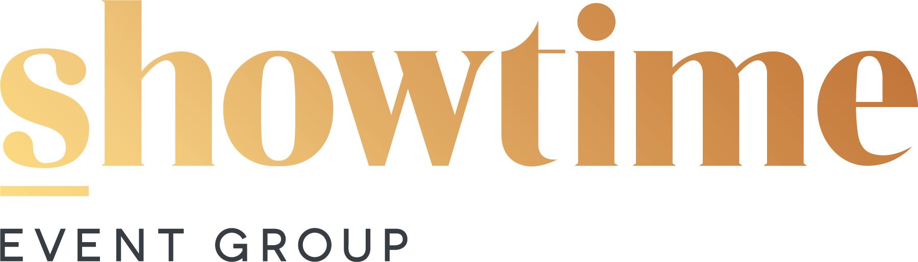 Showtime Event Group Logo