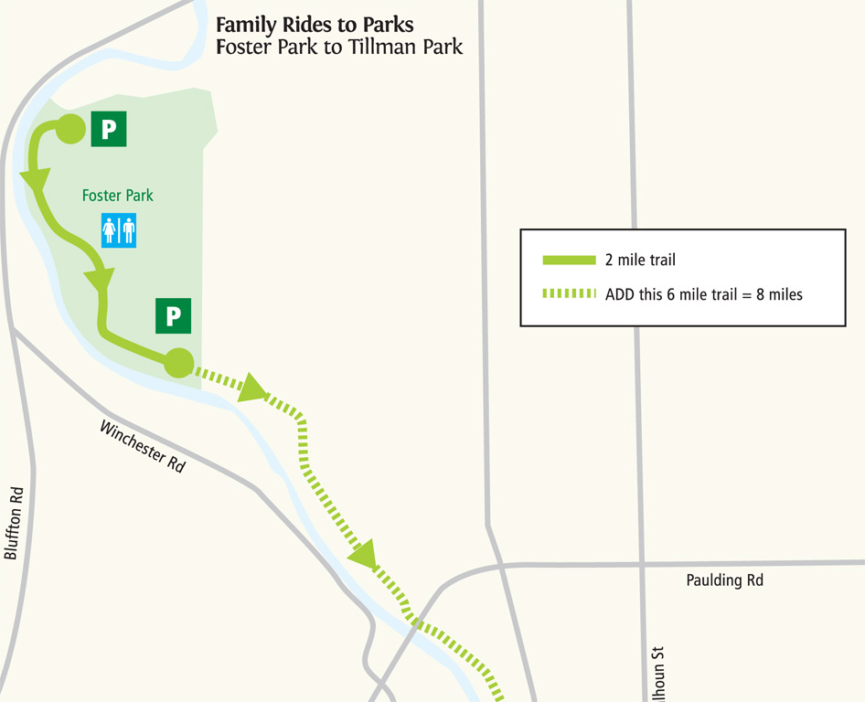 Explore Trail Maps and Itineraries | Visit Fort Wayne