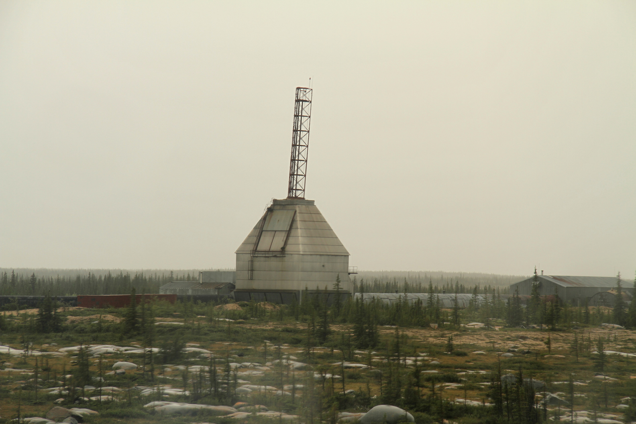 Churchill Rocket Range