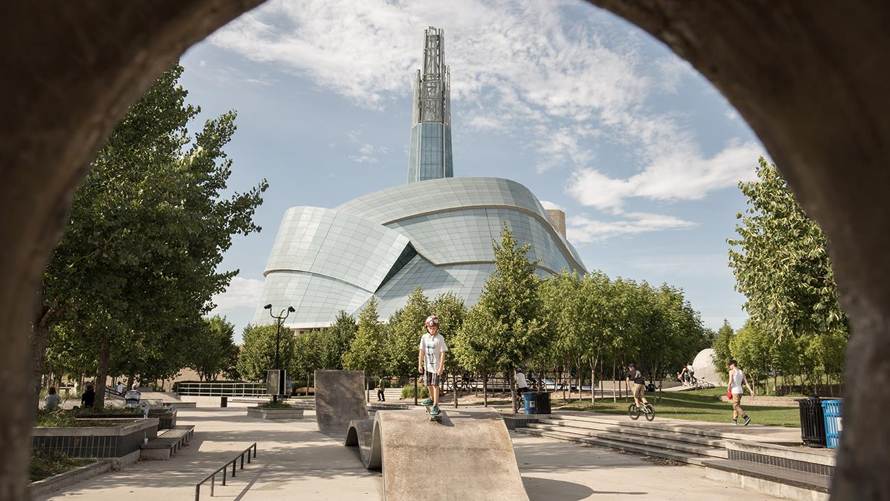 CMHR by Maximilian Münch.