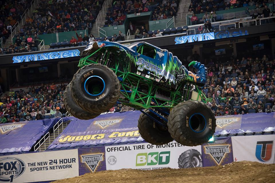 Monster Jam Winnipeg