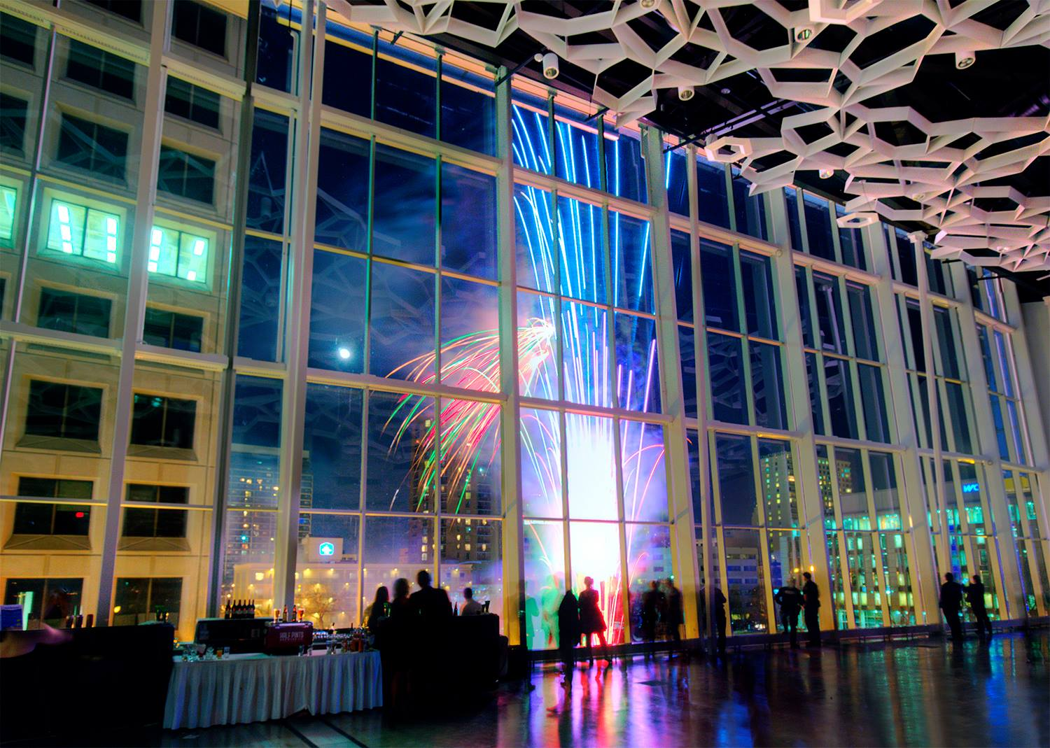 Winter's Eve – A New Year's Celebration at the RBC Convention Centre.