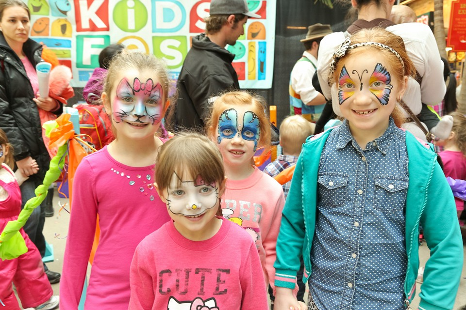 Kidsfest a.k.a. Winnipeg International Children's Festival
