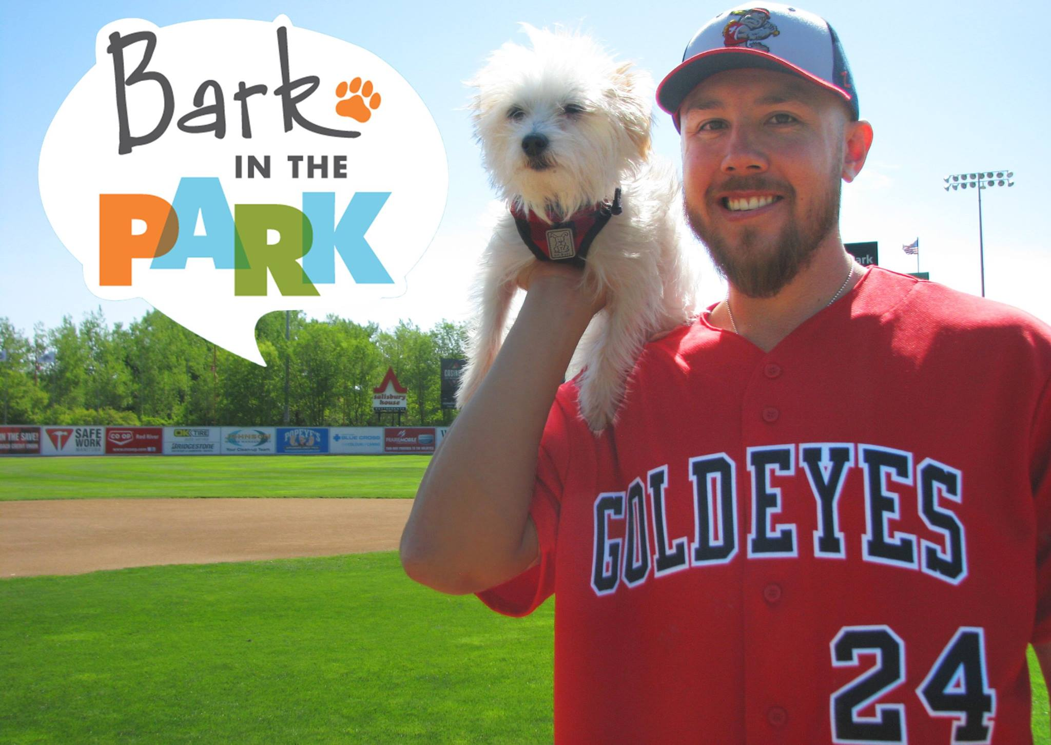 Goldeyes Bark in the Park