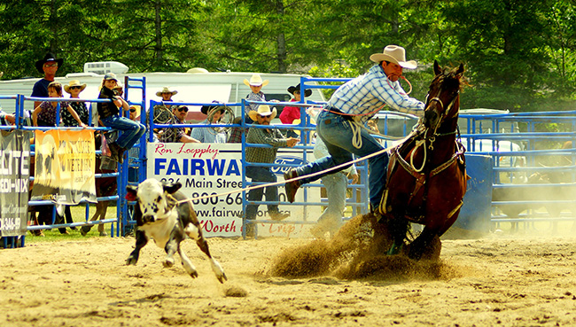 Heartland Rodeo Association Finals Carman
