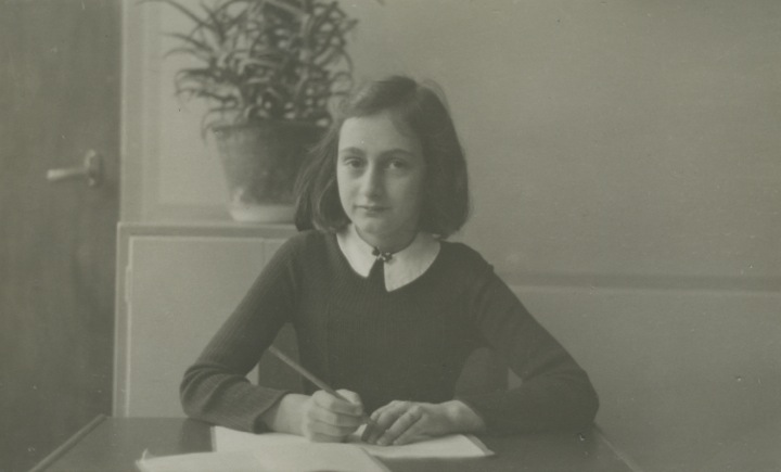 Anne Frank Exhibit at Fort la Reine Museum