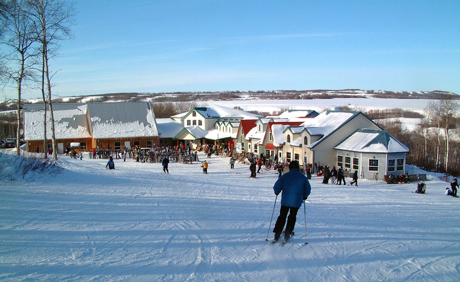 Assessippi Ski Hill Village