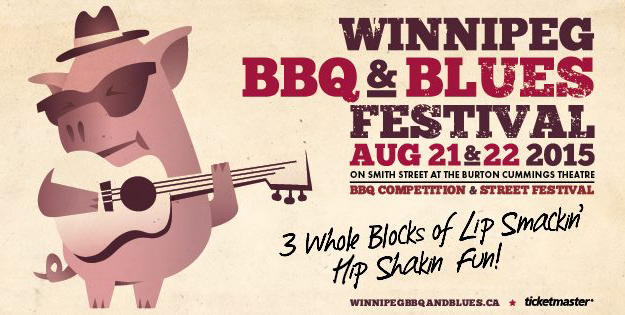 BBQ and Blues Festival Winnipeg