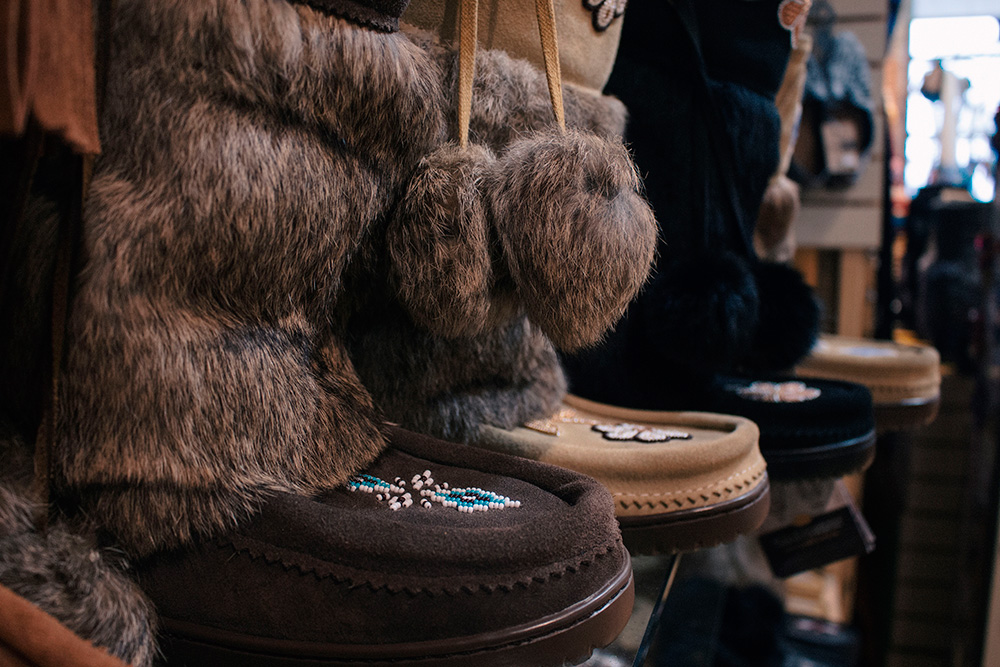 Manitobah Mukluks from Teekca's Aboriginal Boutique