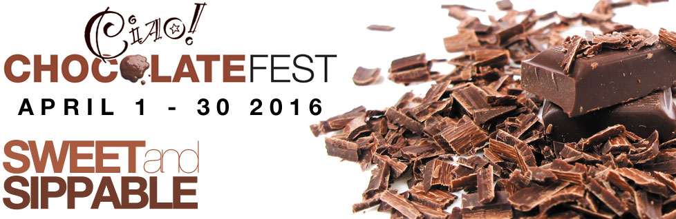 Ciao! ChocolateFest 2016
