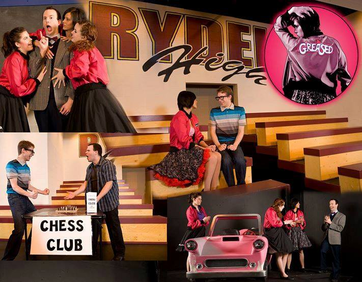 Celebrations Dinner Theatre Greased 2