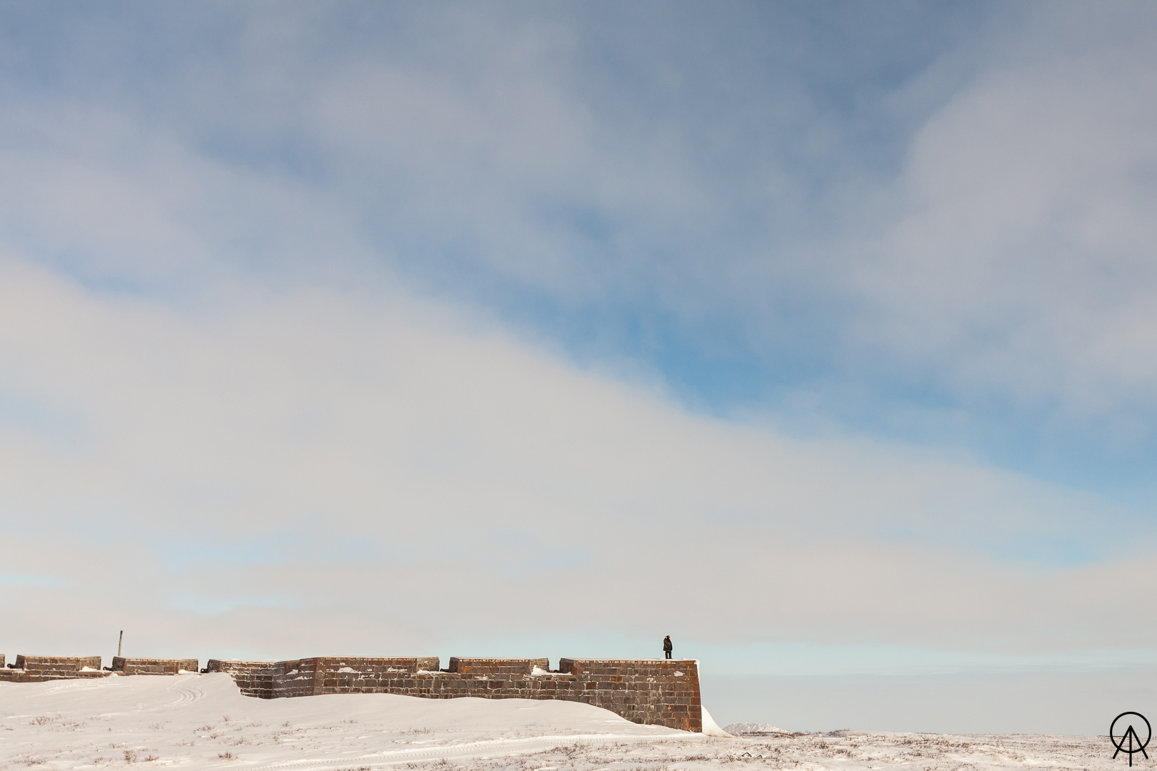 The isolation of Canada's North at Prince of Wales Fort