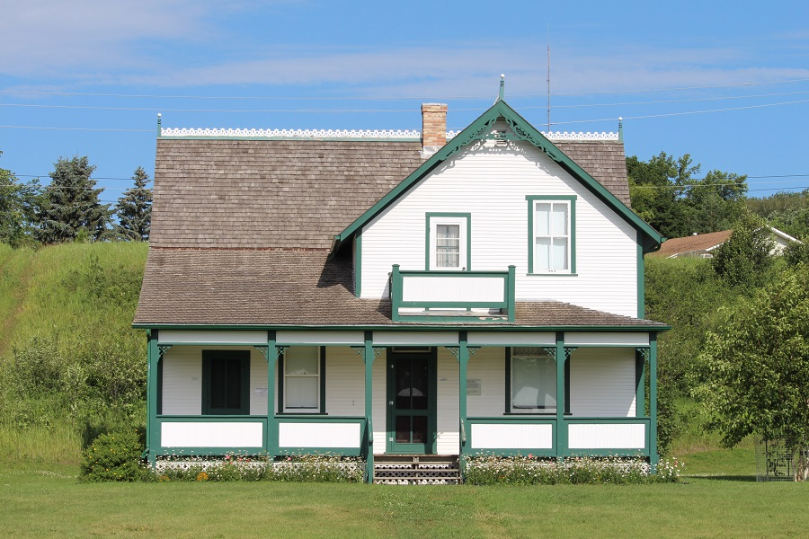 Cadurcis Home at Minnedosa Heritage Village