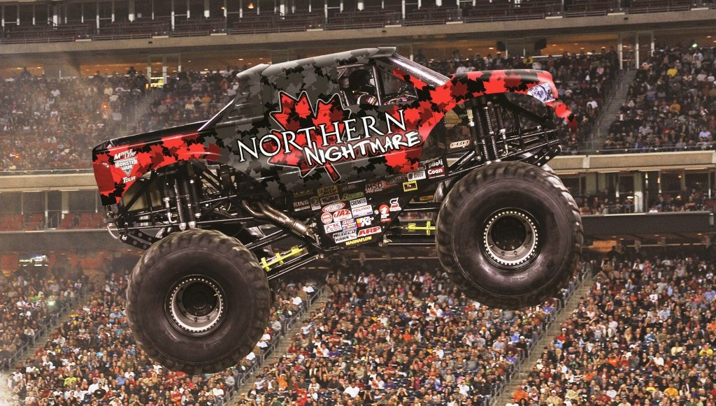 Northern Nightmare - Maple Leaf Monster Jam