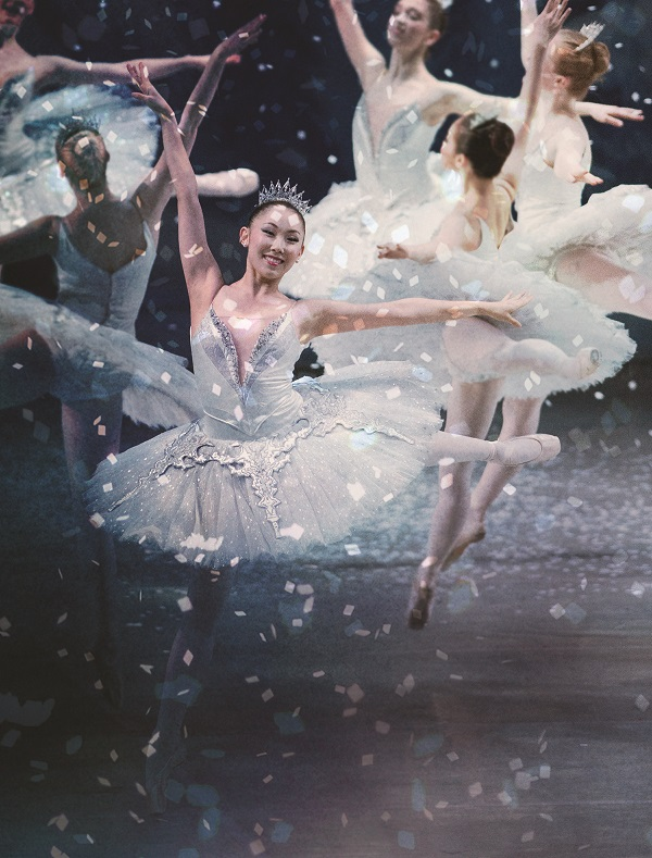 The Nutcracker at the Royal Winnipeg Ballet. Photo by David Cooper