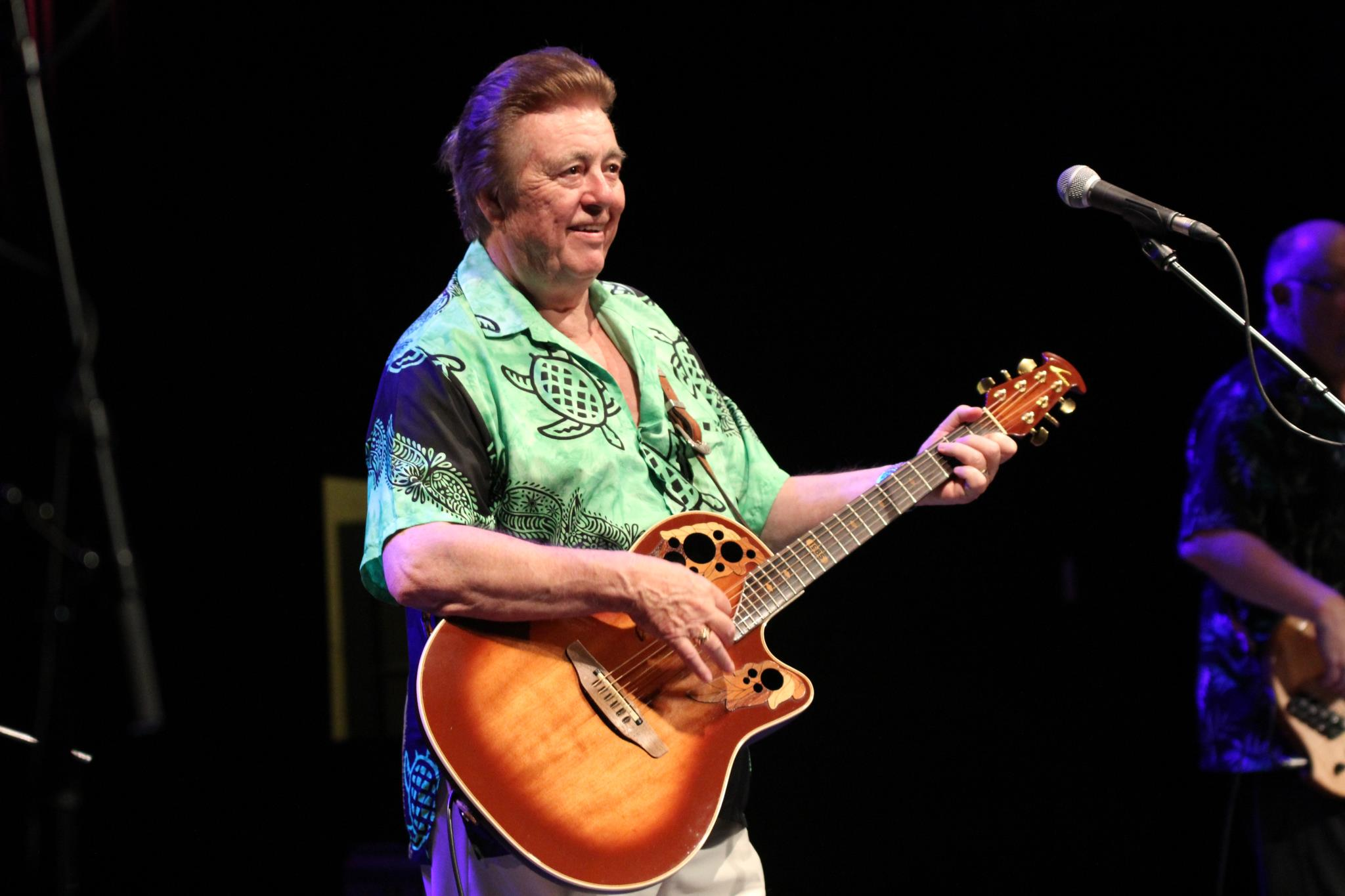 Musician Ray St. Germain at Lyric Theatre