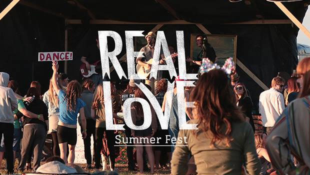 Real Love Festival Gimli