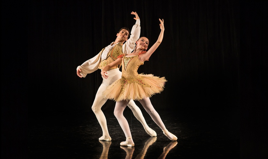 Royal Winnipeg Ballet presents Spotlight
