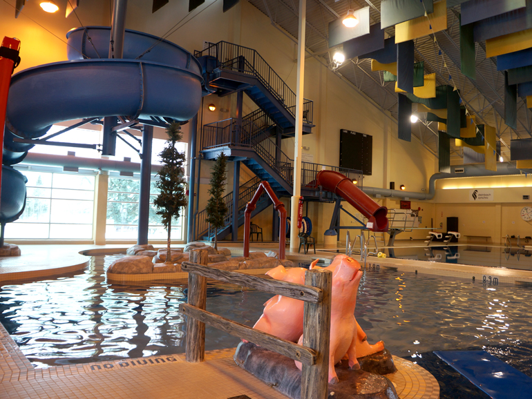 Steinbach Aquatic Centre