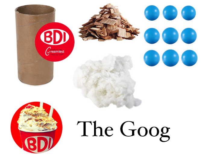 BDI's The Goog Halloween Costume
