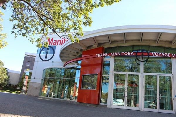 Travel Manitoba Visitor Information Centre at The Forks