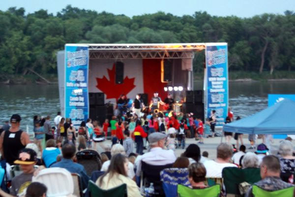 Canada Day in Selkirk