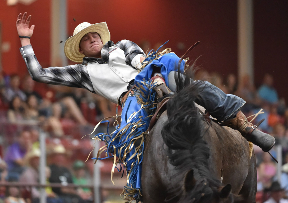 Virden Indoor Rodeo & Wild West Daze
