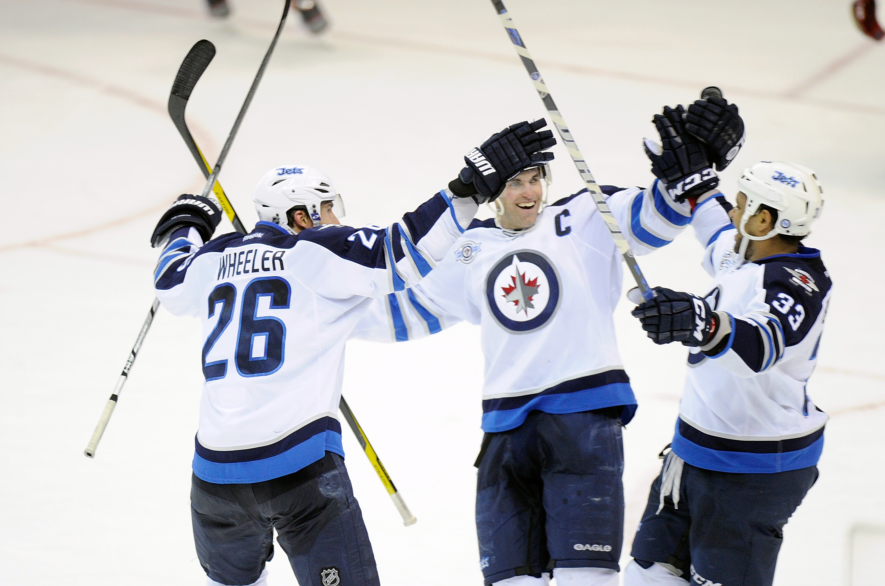 NHL Hockey - Winnipeg Jets