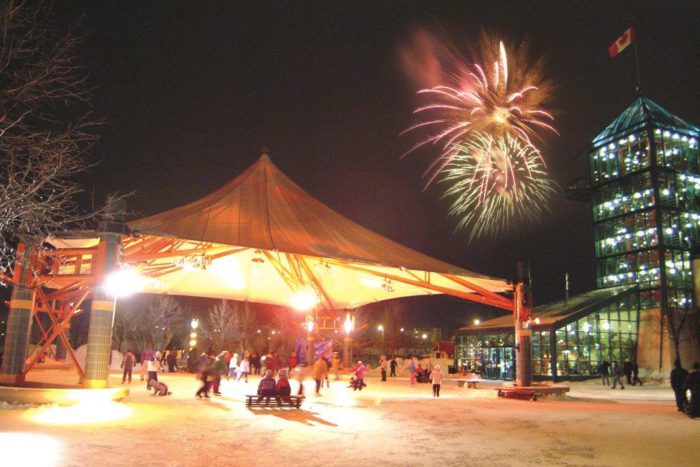 NYE at The Forks