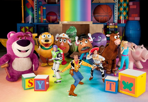 Worlds of Fantasy Toy Story