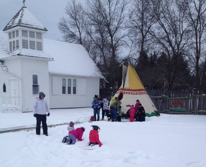 Christmas at the Fort - Fort Dauphin Manitoba