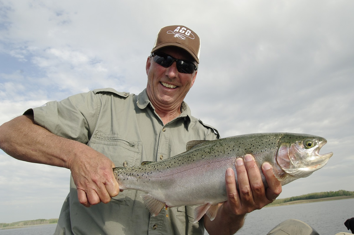 Best Manitoba experiences of 2015: Fly fishing