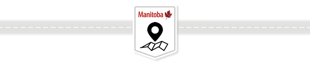 Manitoba Road Trips - Find it on the map