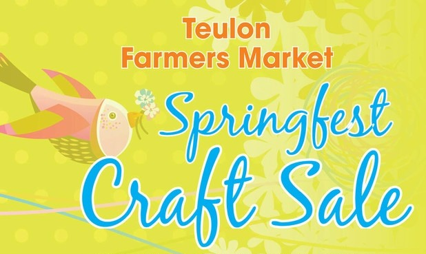 Teulon Springfest Craft Sale