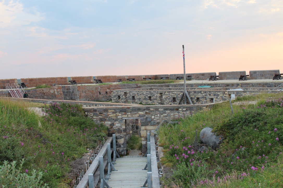 Prince of Wales Fort in Churchill, Manitoba