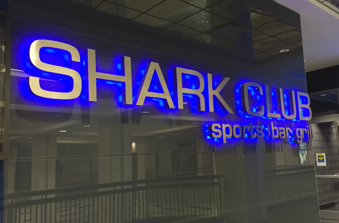 Shark Club Gaming Centre in Winnipeg