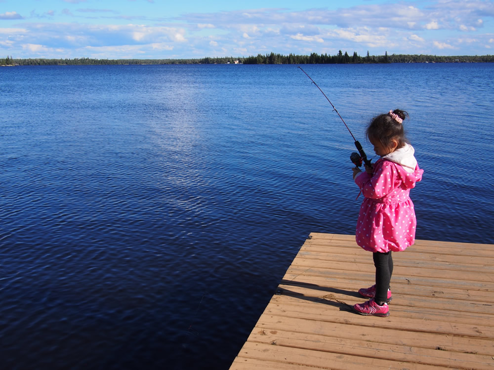 Best Manitoba experiences of 2015: Jessica Lake Lodge.