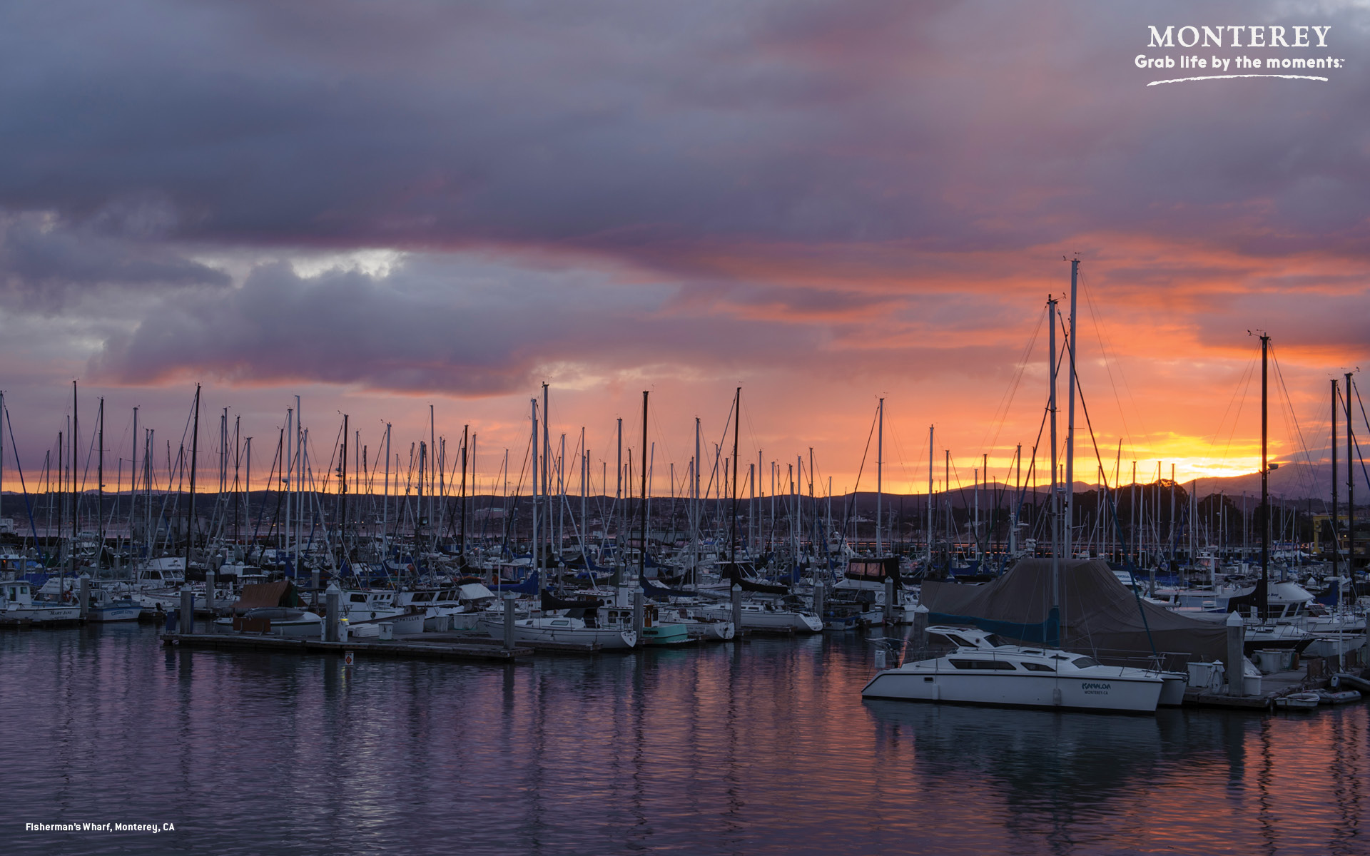 Visit Monterey County Downloadable Wallpapers