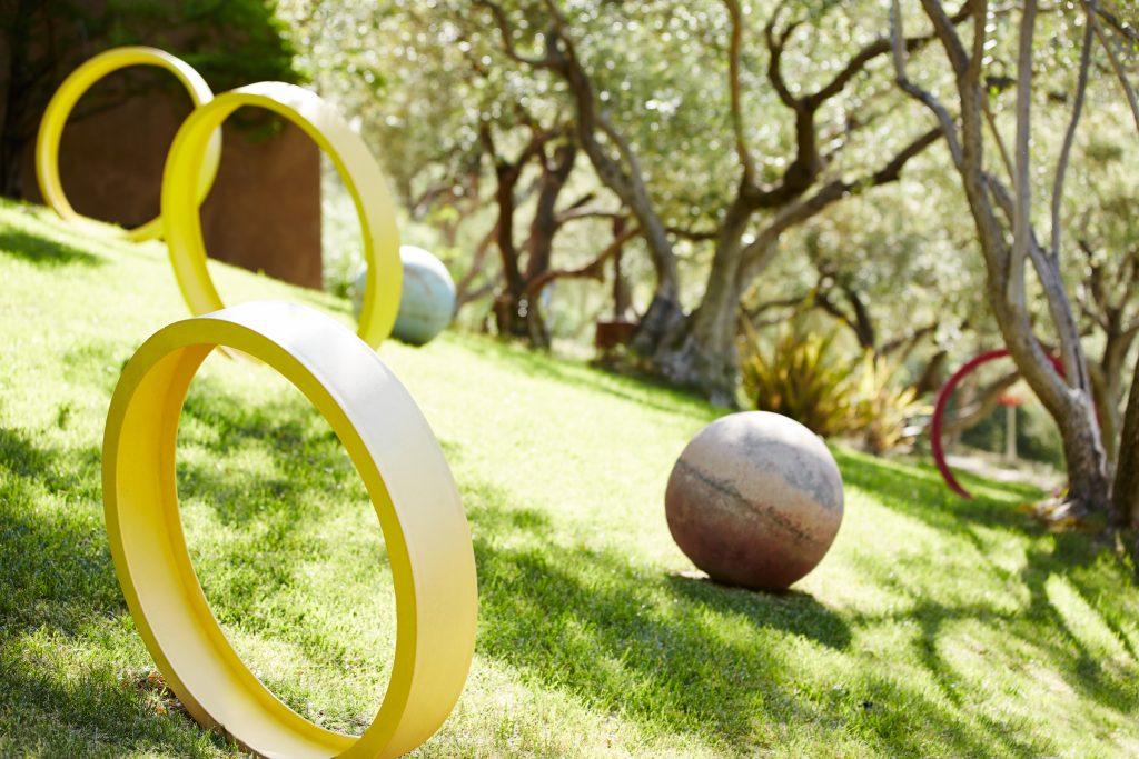 Auberge du Soleil Garden