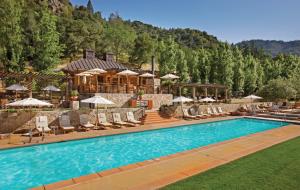 Calistoga Ranch Pool 1
