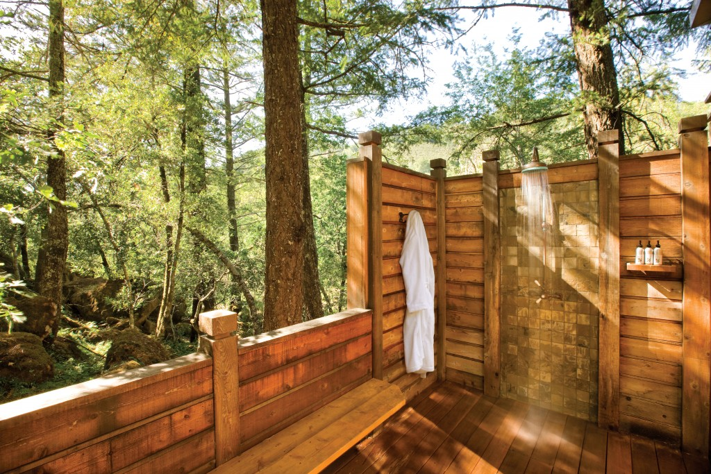 Hotels with Heavenly Outdoor Baths & Showers - The Visit Napa Valley ...
