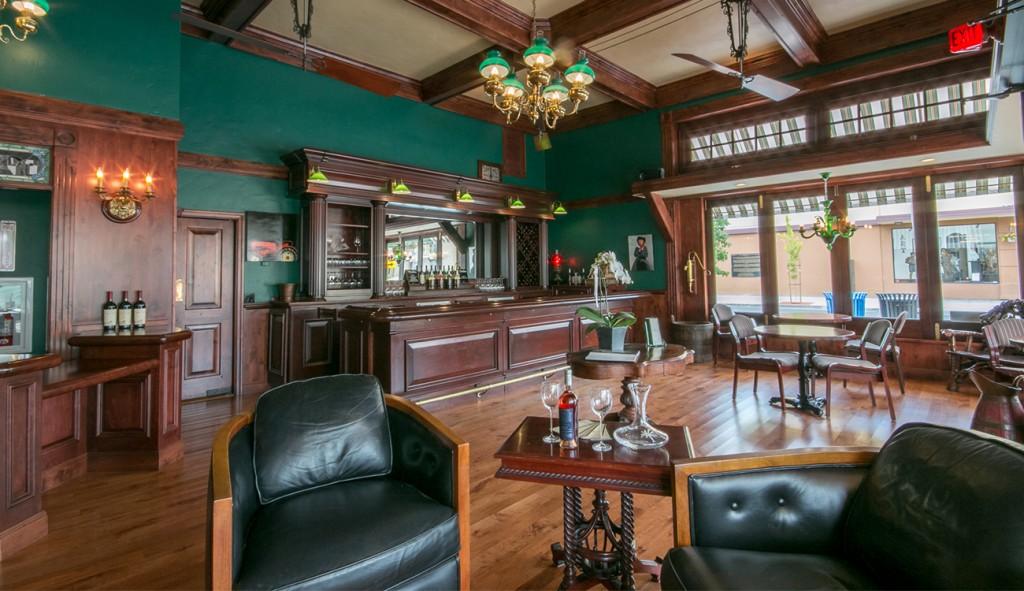 Capp Heritage Wine Tasting Room