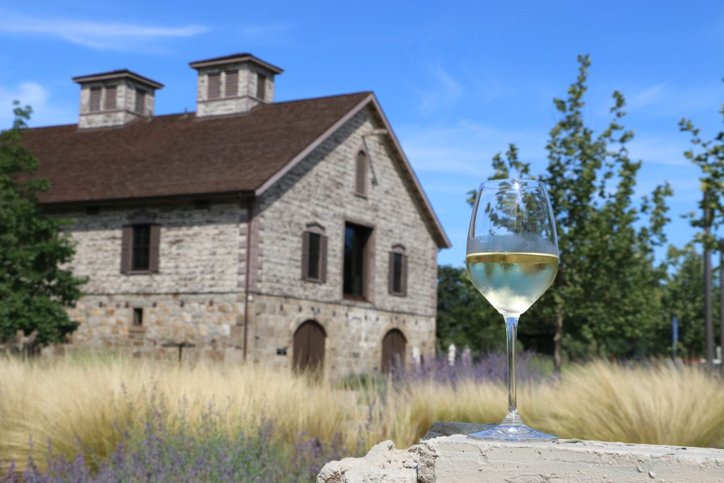 Ghost Wineries of Napa Valley - HALL Wines