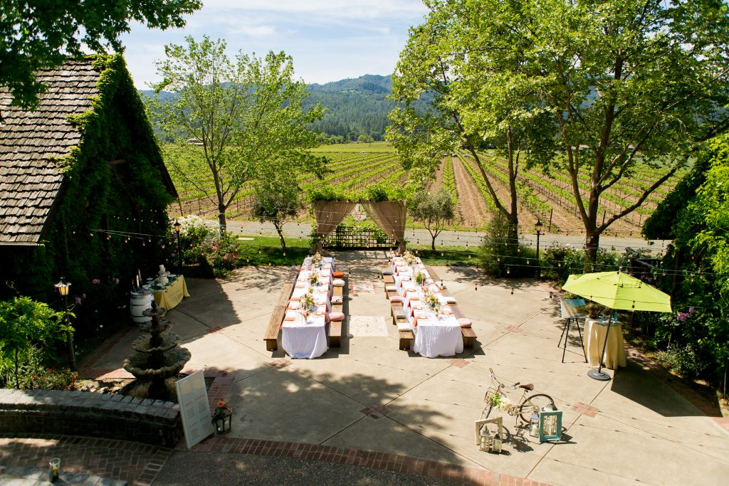Harvest Inn wedding 2